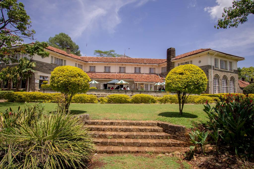 View of the iconic and long-standing Kericho Tea Hotel.  Photo Courtesy