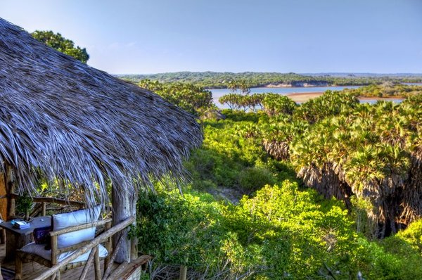 Views from the Tana Delta Dunes Lodge.  Image Courtesy of Trip Advisor