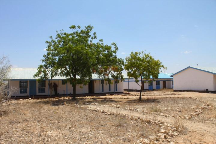 View of Groso Griftu Pastoral College.  Photo Courtesy of Wajir Government