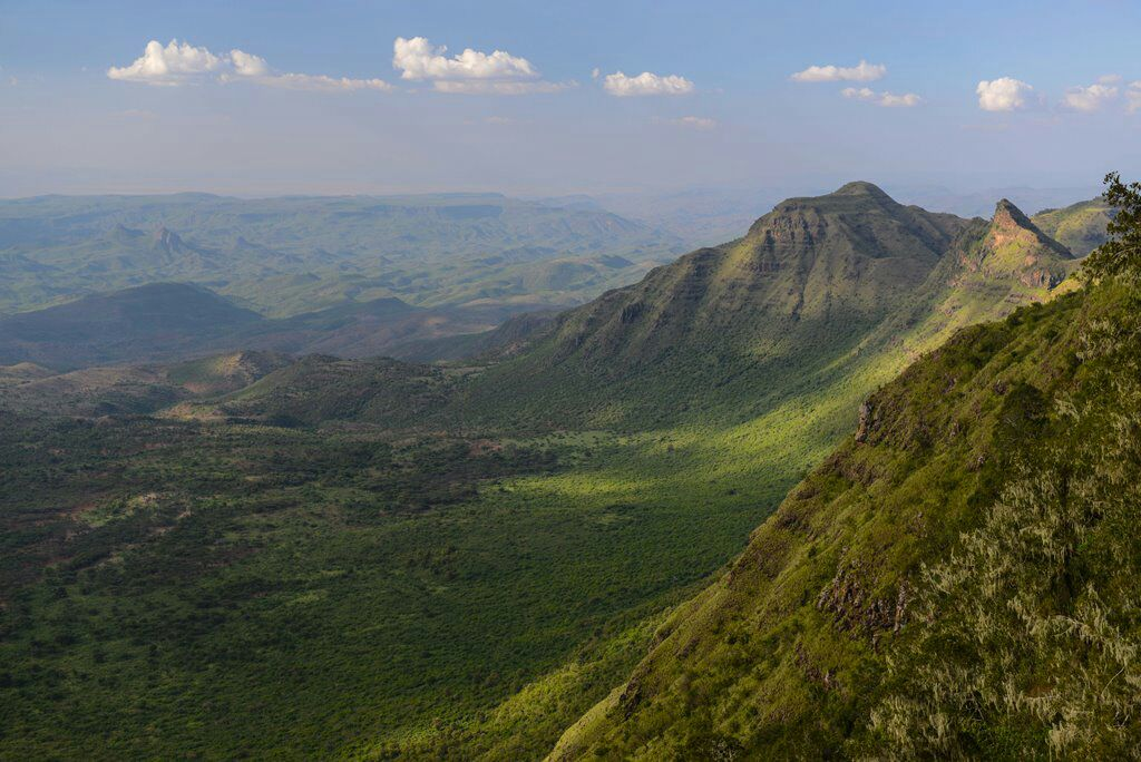 The Suguta Valley at the Malaso Viewpoint.  Image Courtesy of WikiMedia