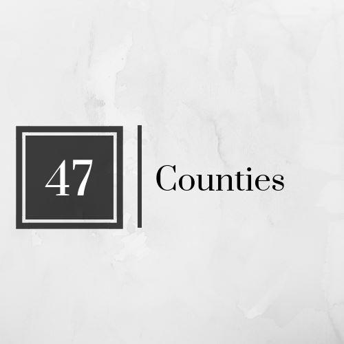 About the 47 Counties of Kenya