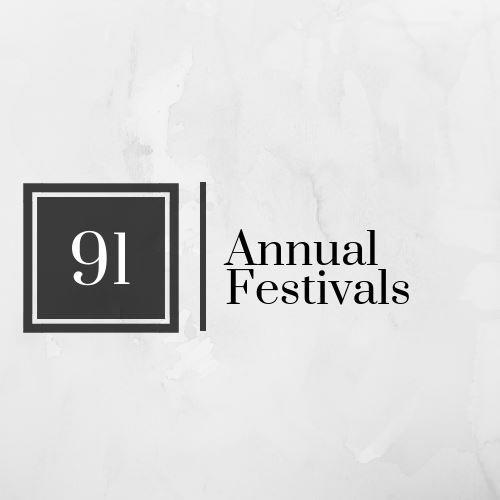 100 Annual Festivals in Kenya
