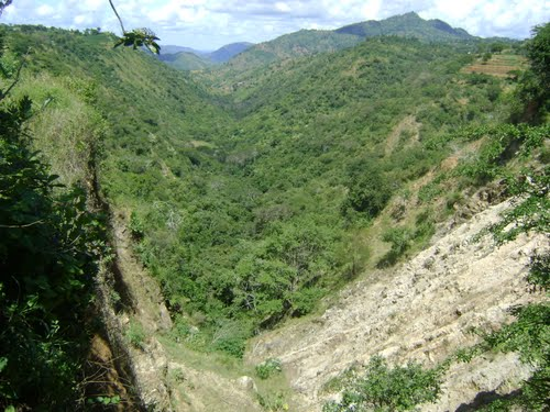 Ikoo Valley in Kitui County