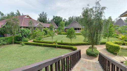 View of the Itibo Resort near Kisii Town.  Photo Courtesy of Priceline