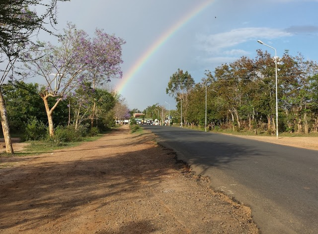 View of Syongila Junction, 3 kms from Kitui Town.  Photo Courtesy of A Thousand Words