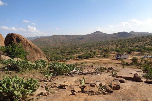 View of the beautiful Laikipia Plains.  Photo Courtesy of Nation MG