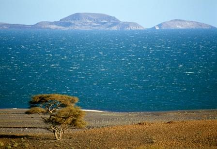 View of Lake Turkana.  Photo Courtesy of African Expert