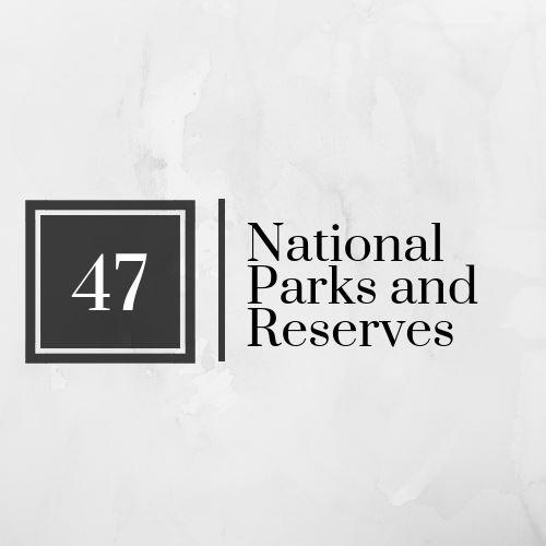 The 60 National Parks and Reserves in Kenya