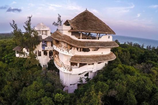 View of Watamu Treehouse.  Photo Courtesy of Trip Advisor