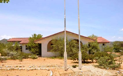 View of West Pokot State Lodge in Riting, Turkwel.  Photo Courtesy of Nation Media