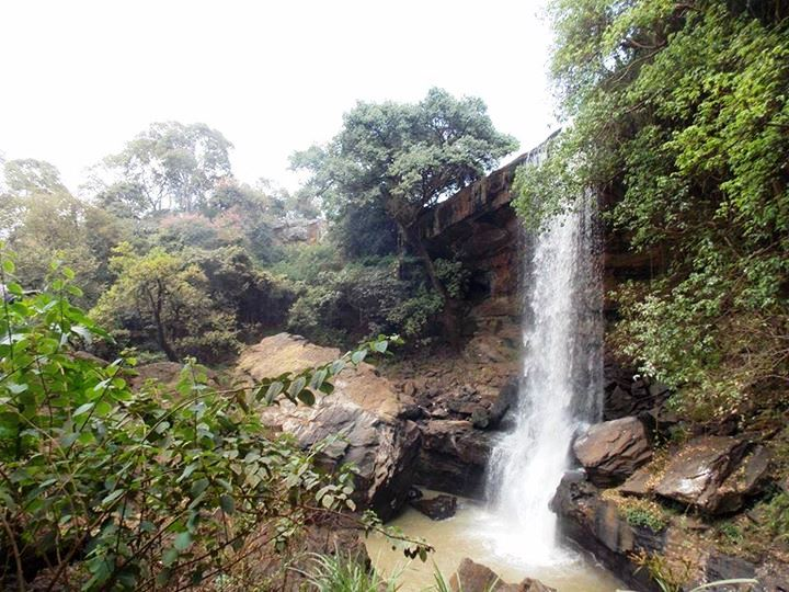 View of the Koromosho Falls - a hidden gem.  Photo Courtesy of All Events