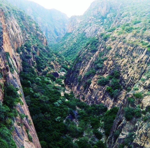 View of the captivating Turkwel Gorge.  Photo Courtesy County of Hidden Treasures
