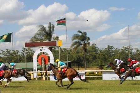 A day at the races in Ngong Racecourse, on Ngong Road.  Photo Courtesy of Travel with my Art