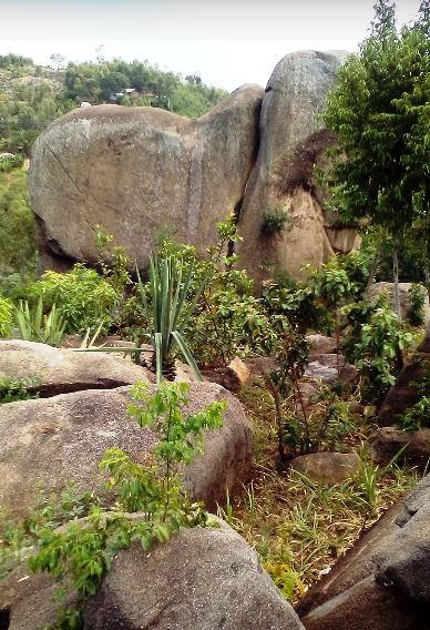 View of the rocky Vihiga County.  Photo Courtesy of Amusivwa Amos