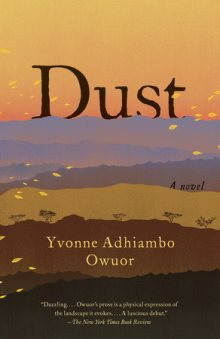 Book cover for Dust by Yvonne Adhiambo Owuor