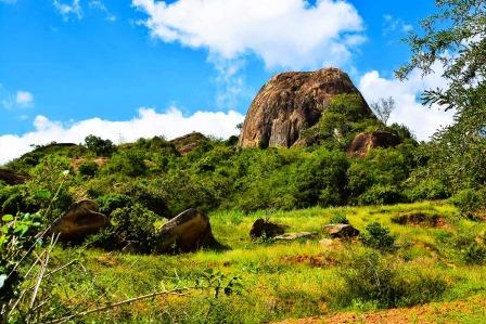 View of Kianjiru Hill.  Photo Courtesy of Mwaniki Daudi