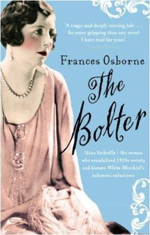 Book cover for The Botler by Fances Osborne