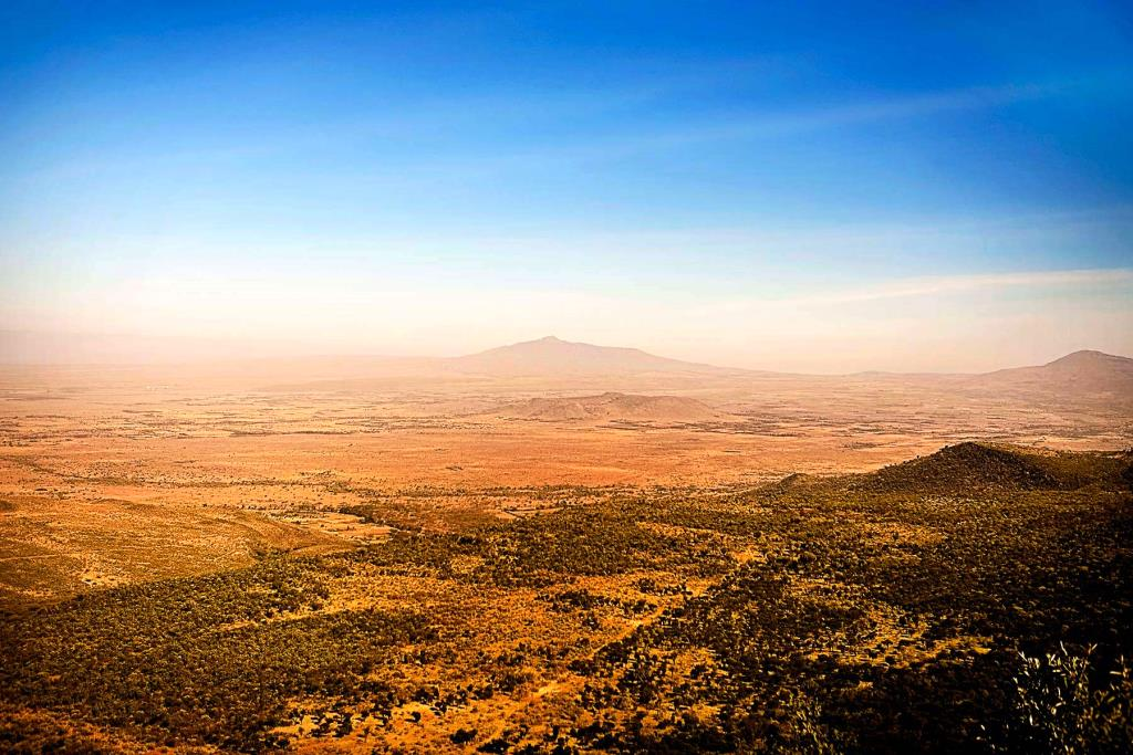 Rift Valley Viewpoint at Limuru.  Photo Courtesy of Adventure Blog