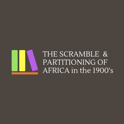 The process which came simply to dubbed as the Scramble for Africa, with the seven nations of Europe seeking new frontiers for trade and settlements had far-reaching effects on Africa in its entirety.  By 1914, the whole of Africa was under 'colonial rule'.