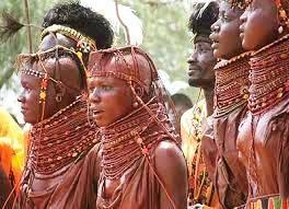 A Portrait of Turkana Tribe