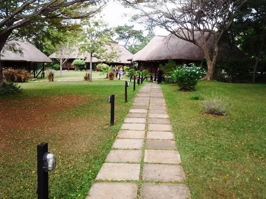 Walkways in Kiboko Bay Resort.  Photo Courtesy of Trip Advisor