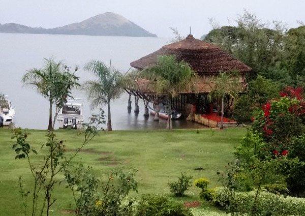 View of Lake Victoria near Budalang'i.  Photo Courtesy of NMG