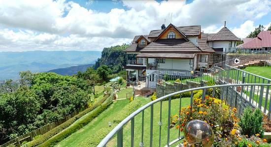 Samich Resort overlooking Kerio Valley.  Photo Courtesy