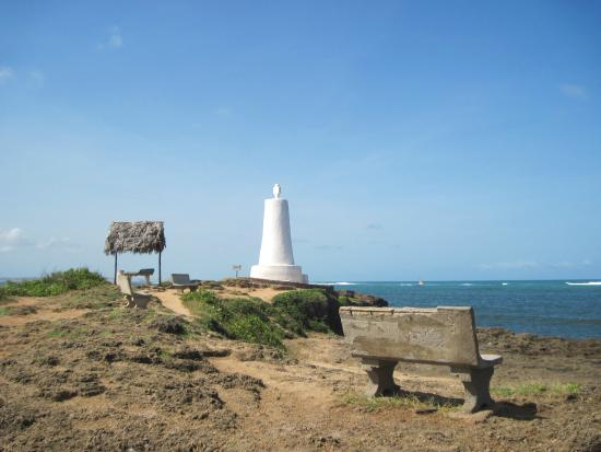 View of Vasco da Gama Pillar in Malindi.  Photo Courtesy