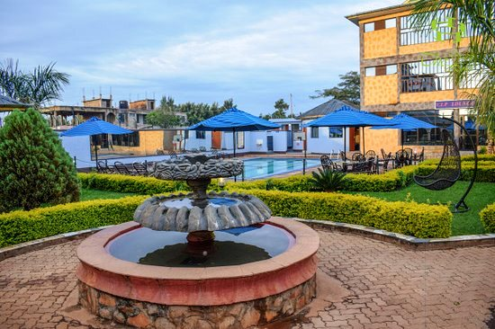 View of Breeze Hotel in Busia Town.  Photo Courtesy of TripAdvisor