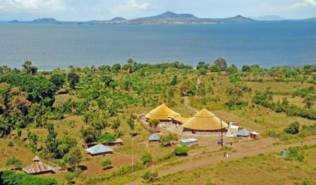 Abasuba Peace Museum on Mfangano Island in Homa Bay County