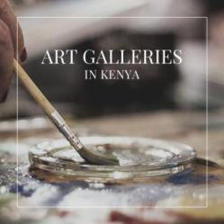 The art scene in Kenya is new, innocent, but altogether determined and unique. The shift is driven by a need to create art stirred by local issues for a local market. In doing so, art galleries in Kenya have adopted contemporary art perhaps faster than any other country in East Africa.