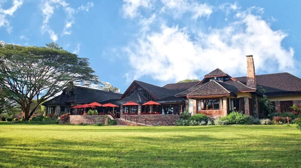 Maasai Mara Keekorok Lodge - 13 Unique Hotels in Kenya
