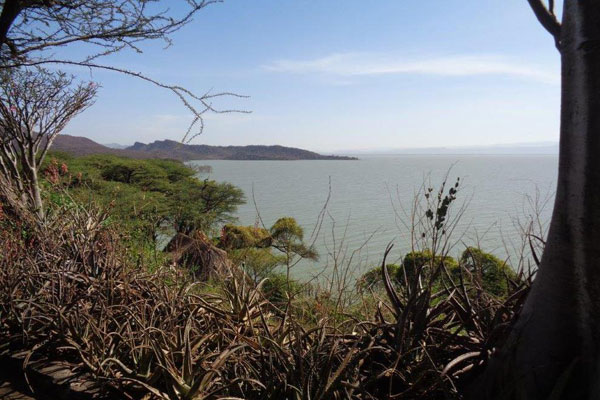 Lake Baringo National Reserve.  Photo Courtesy of Nation Media Group - A Guide to Game Parks in Kenya