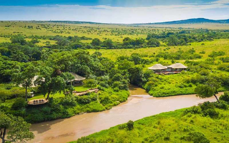 Sala's Camp Mara - A Look into Kenya Safari Heritage