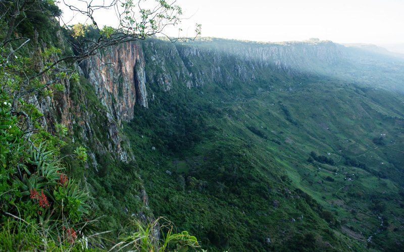 Elgeyo Escarpment.  Image Courtesy of Travel Discover Kenya