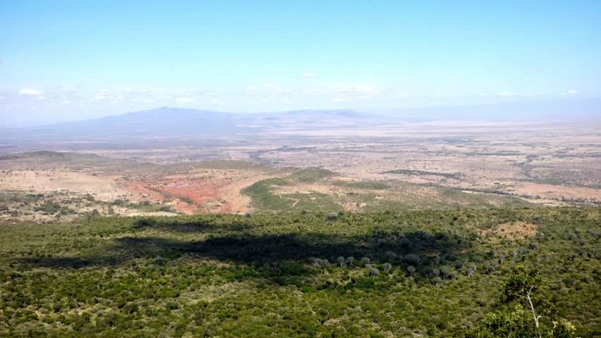 Great Rift Valley Viewpoint near Limuru, in Kiambu County. Image Courtesy of Shutterstock