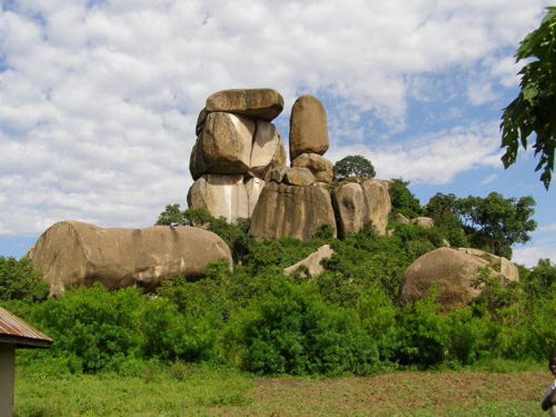 Kit Mikayi in Kisumu County. Image Courtesy of South Rift Galxy Safaris
