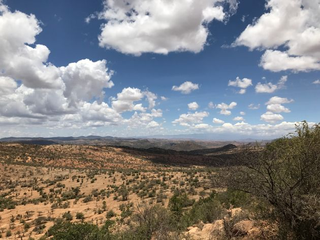 Wilderness Landscape around Laikipia County. Image Courtesy of HuffPost