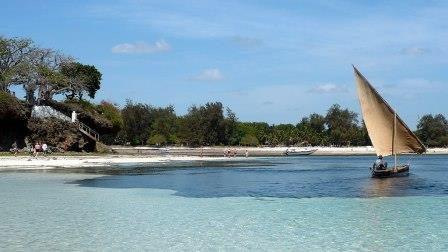 Malindi Marine National Park and Reserve
