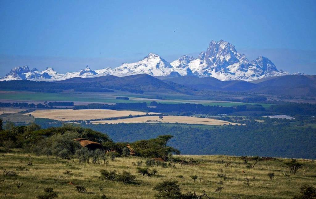 Mount Kenya National Park.  Image Courtesy of Micato Safaris