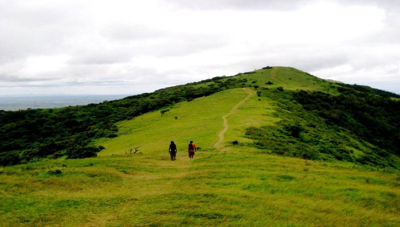 Hiking Ngong Hills in Kajiado County. Image Courtesy of Afro Tourism