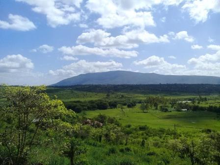 Ol Donyo Sabuk National Park. Image Courtesy of Steemit