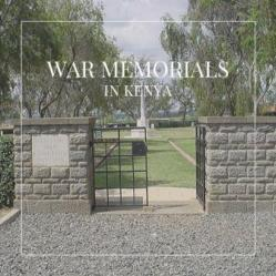 In Kenya, war memorials are maintained by the Commonwealth War Graves Commission (CWGC), which honours the 1.7 million men and women who died in the armed forces of the British Empire during the First and Second World Wars (in the Commonwealth nations), and ensures they will never be forgotten.