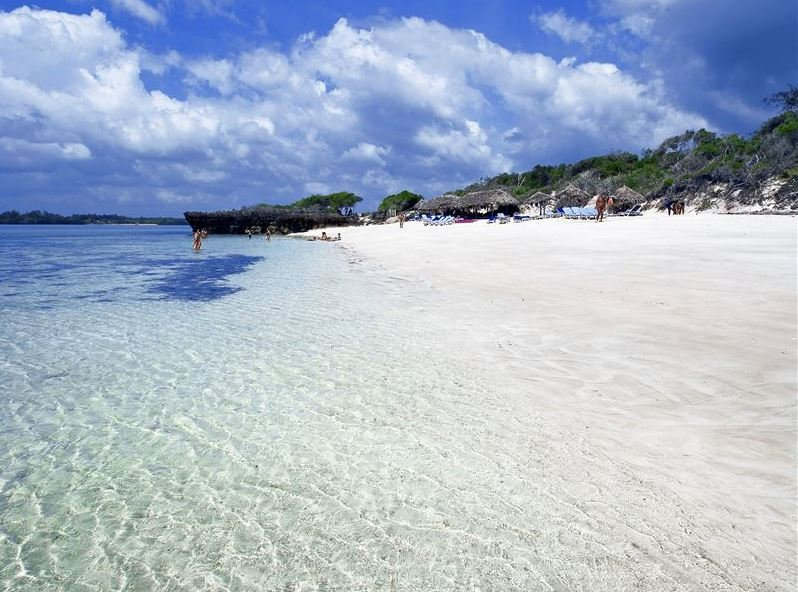 Watamu Marine National Park in Kilifi County - A Guide to Game Parks and Reserves in Kenya - Image Courtesy of Fahukasoforo