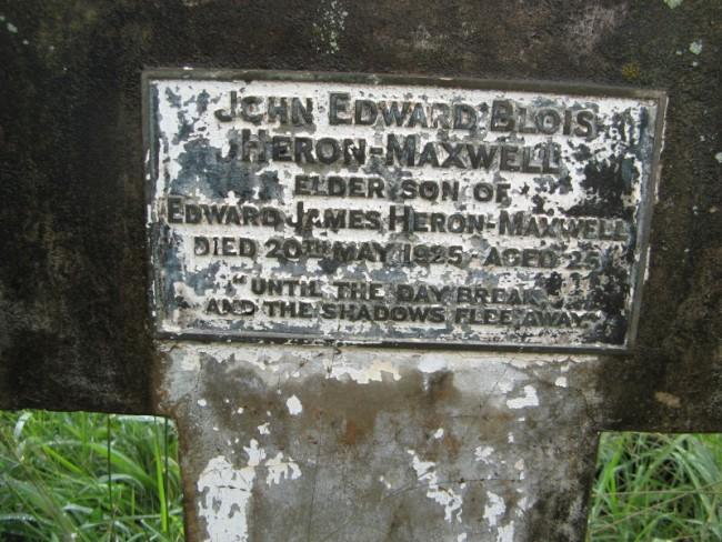Muranga (St. James & All Martyrs) Churchyard
