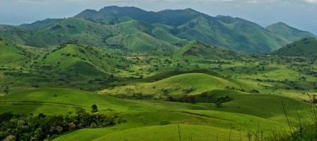 Chyulu Hills National Park in Makueni County