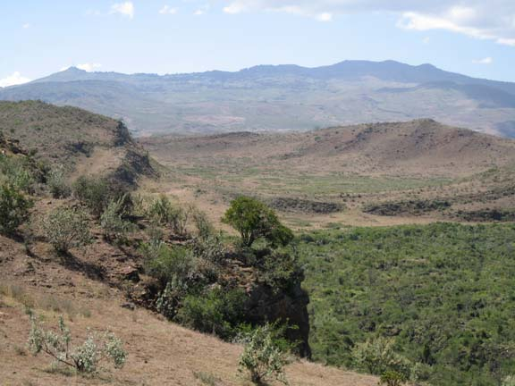 Eburru Mountains