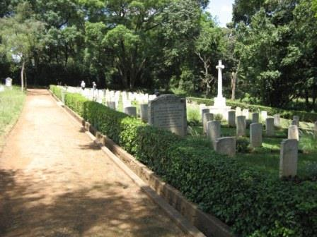 Forest Road Cemetery. Image Courtesy of EA Memorials