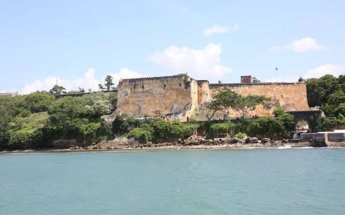 Fort Jesus Museum on Mombasa Island. Image Courtesy of Standard Media