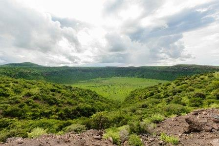 Gof Choba in Marsabit County. Image Courtesy of Fiverprime